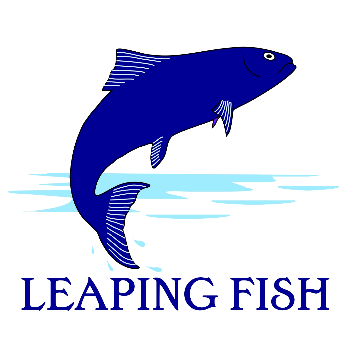 Leaping Fish